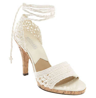 michael kors crochet shoes Michael Kors Started Fashion Career as a Crocheter