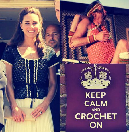 Post image for Then And Now: A Look Back at Last Year in Crochet (7/15 – 7/21)