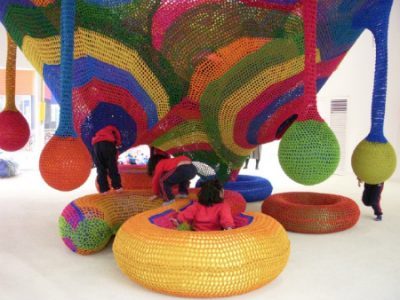 JangHeung Art Park 400x300 Interview with Kathryn: The February Crochet Questions