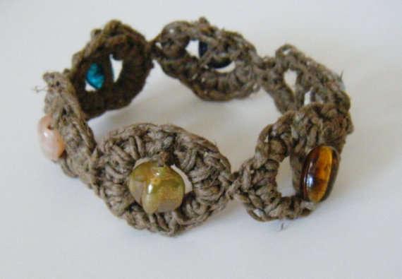 Crochet Bracelet Patterns Usefulresults