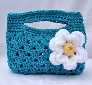 boutique bag crochet pattern