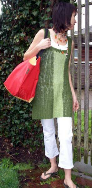 crochet apron 20 Delightful Hemp Crochet Designs to Inspire Your Organic Side