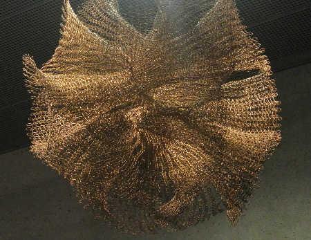crochet art ruth asawa Crochet Wire Sculptor Ruth Asawa