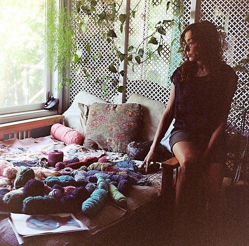 crochet artist jo hamilton Detailed Crochet Portrait Artist: Jo Hamilton