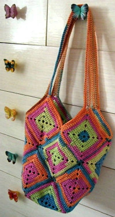 crochet bag free pattern Top 10 Most Popular Free Crochet Patterns on Ravelry (and 10 Others that are Loved)
