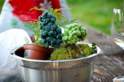 crochet bonsai trees 400x266 Crochet Link Love: Best Posts of the Week
