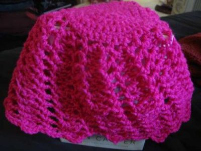 crochet cloche hat 400x300 One Year Ago in Crochet  (7/5 7/14)