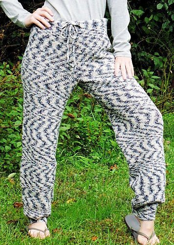 crochet drawstring pants Crochet Pants Really Can Look Cute. These 20+ Examples Prove It!
