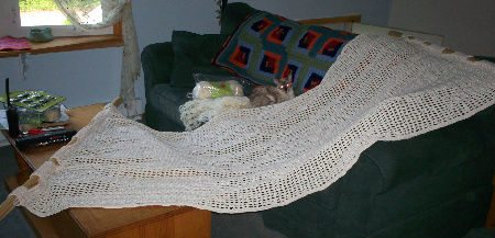 crochet hammock pattern Summer Days: 12 Gorgeous Crochet Hammocks for Relaxation and Rejuvenation