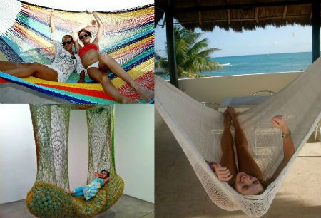 Post image for Summer Days: 12 Gorgeous Crochet Hammocks for Relaxation and Rejuvenation