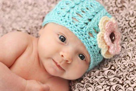 Haak hoeden voor kinderen