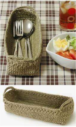 crochet hemp basket 20 Delightful Hemp Crochet Designs to Inspire Your Organic Side