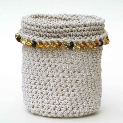crochet hemp twine 400x400 20 Delightful Hemp Crochet Designs to Inspire Your Organic Side