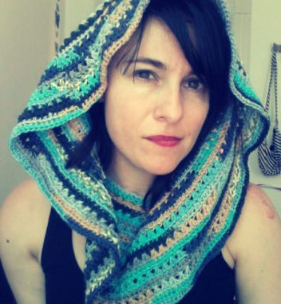crochet hood One Year Ago in Crochet  (7/5 7/14)