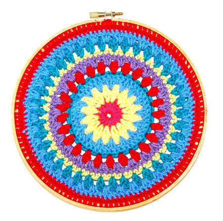crochet mandalas 7 Best Crochet Mandala Patterns