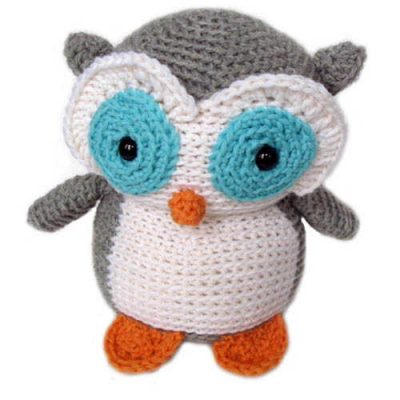 crochet owl pattern 400x400 10 Most Popular Crochet Patterns To Buy Online (+16 More People Love)