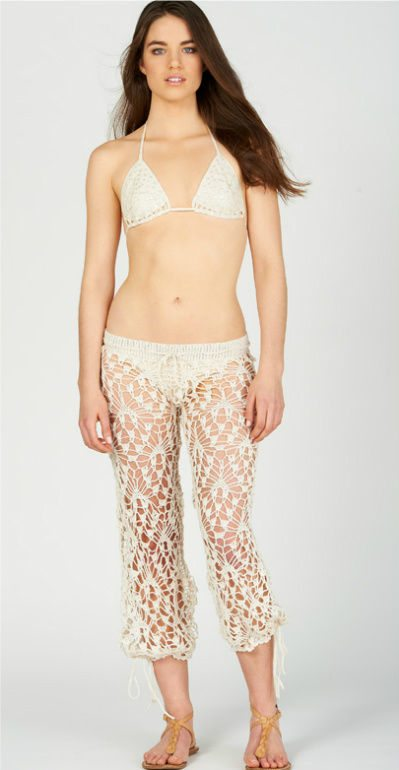 crochet pants Crochet Pants Really Can Look Cute. These 20+ Examples Prove It!