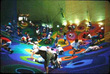 crochet playground Top 10 Examples of Extreme Crochet Art