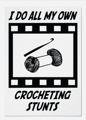 crochet poster1 Friday Fun: Roundup of Crochet Posters