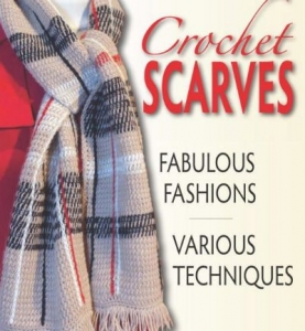 crochet scarves silverman 277x300 2012 in Crochet: Crochet Books
