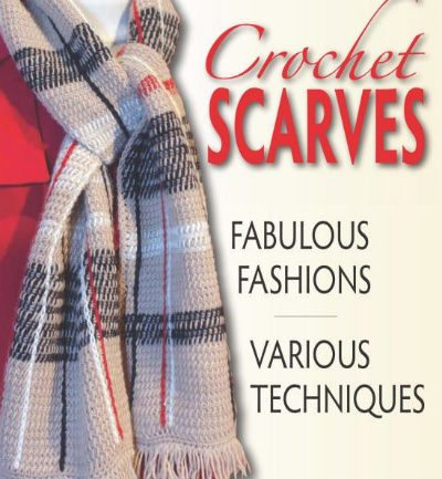 crochet scarves silverman