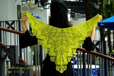 crochet shawl 400x266 10 Terrific Crochet Shawl Pattern Designers and their Most Popular Patterns
