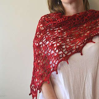 crochet shawl pattern Top 10 Most Popular Free Crochet Patterns on Ravelry (and 10 Others that are Loved)