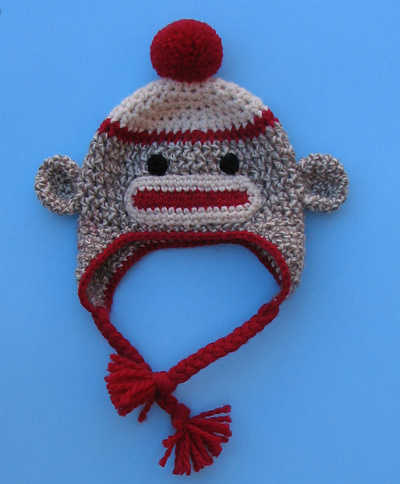 crochet sock monkey hat 10 Most Popular Crochet Patterns To Buy Online (+16 More People Love)