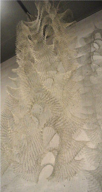 crochet wire art asawa Crochet Wire Sculptor Ruth Asawa