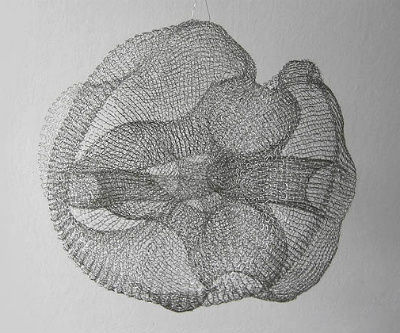 crochet wire sculpture Crochet Wire Sculptor Ruth Asawa