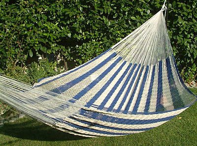 crocheted hammock Summer Days: 12 Gorgeous Crochet Hammocks for Relaxation and Rejuvenation