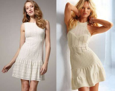 designer crochet dresses 400x318 Then And Now: A Look Back at Last Year in Crochet (7/22   7/28)