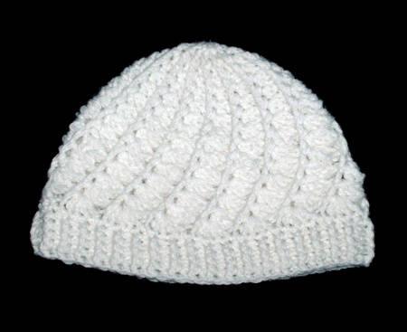 Goddelijke hoed haak patroon