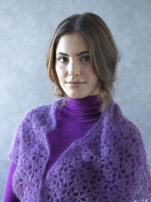 free crochet pattern for shawl