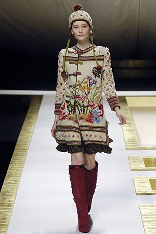 kenzo takada Designer Crochet: The 50 Famous Fashion Designers Project