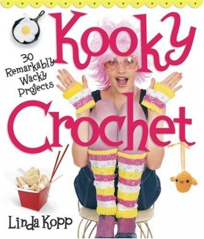 kooky crochet 400x470 25 Crochet Books for Information and Inspiration