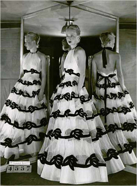 madeleine vionnet dresses Designer Crochet: Madeleine Vionnet