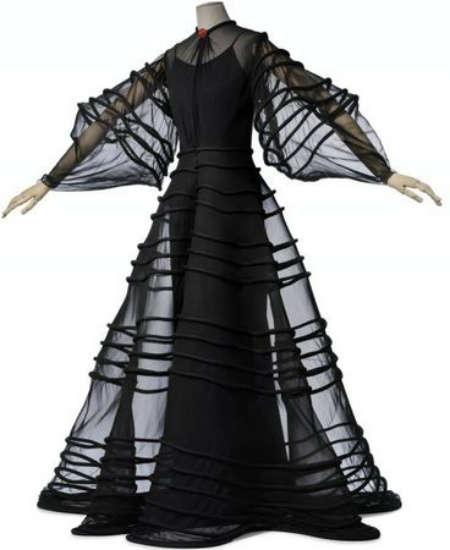 madeleine vionnet gown Designer Crochet: Madeleine Vionnet