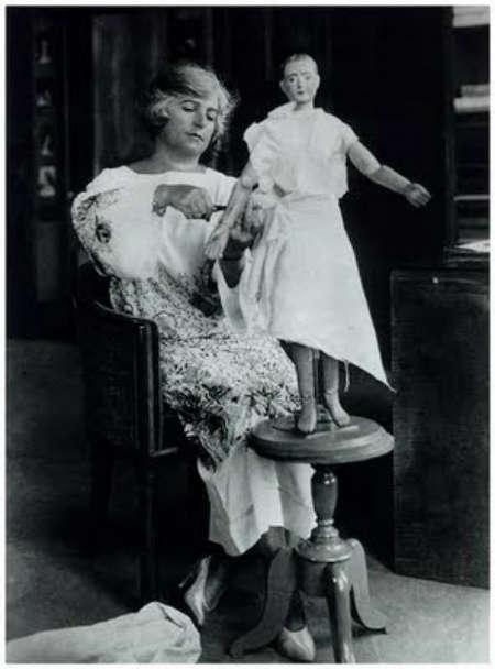 madeleine vionnet Designer Crochet: Madeleine Vionnet