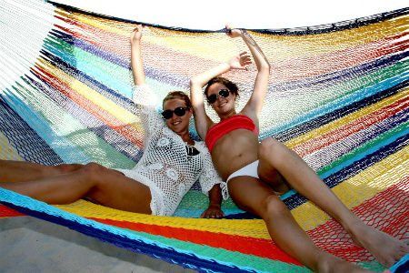 mayan crochet hammock Summer Days: 12 Gorgeous Crochet Hammocks for Relaxation and Rejuvenation
