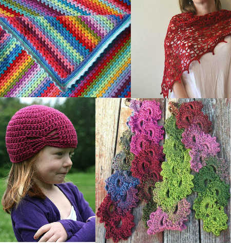 most popular free crochet patterns