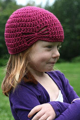 Olivia vlinder haak hoeden voor kinderen