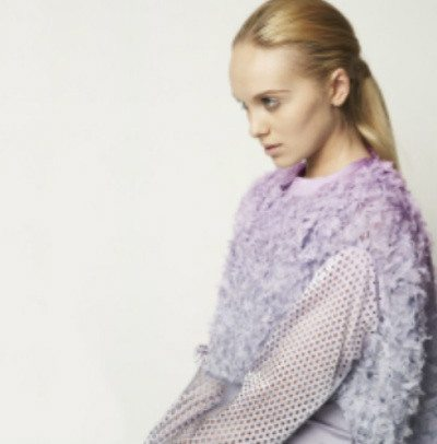 rain palette clothing 2012 in Crochet: Crochet Fashion