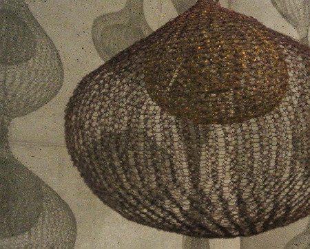 arte di Ruth asawa crochet