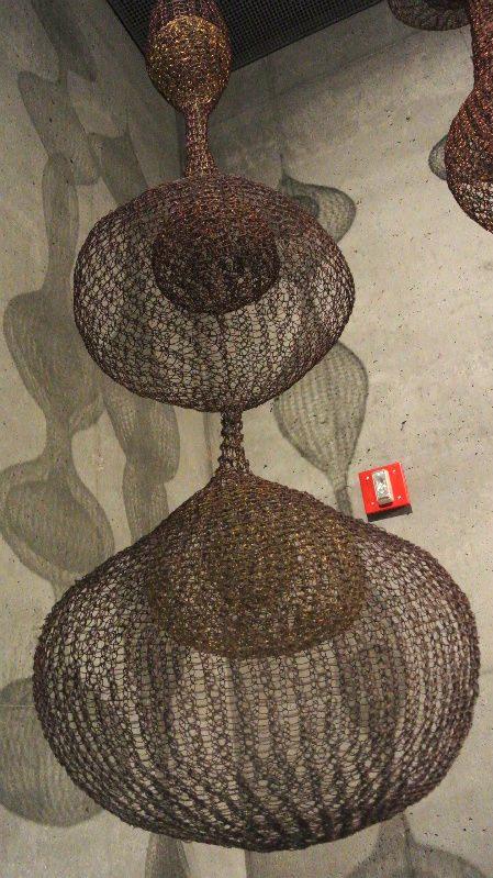 ruth asawa crochet metal Crochet Wire Sculptor Ruth Asawa