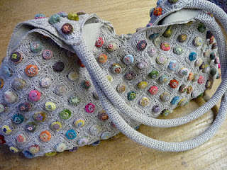 sophie digard crochet purse Sophie Digard Crochet Scarves: France, Madagascar and Fair Trade