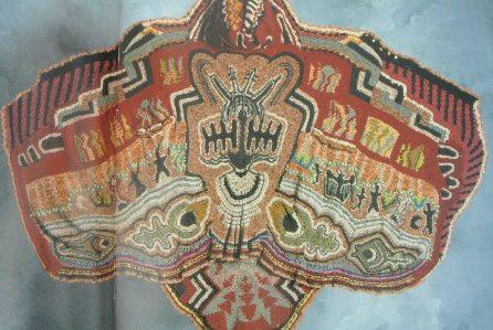 tapestry crochet Edgy 1970s Crochet Designers: Dina (Schwartz) Knapp