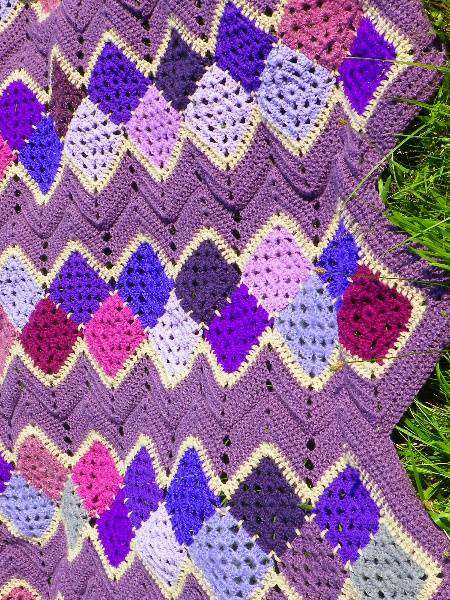 Post image for Alzheimer's, Crochet and a Fun Raffle Fundraiser
