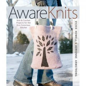 awareknits yarn book Crochet Recycling / Upcycling and Other Green Ideas for Earth Day!