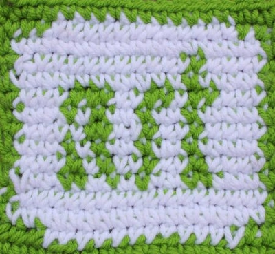 crochet art 400x369 Crochet Blog Roundup: August in Review
